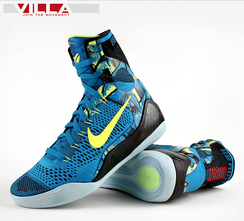 first rate c6588 e3e08 Nike Kobe 9 Elite Perspective (1)