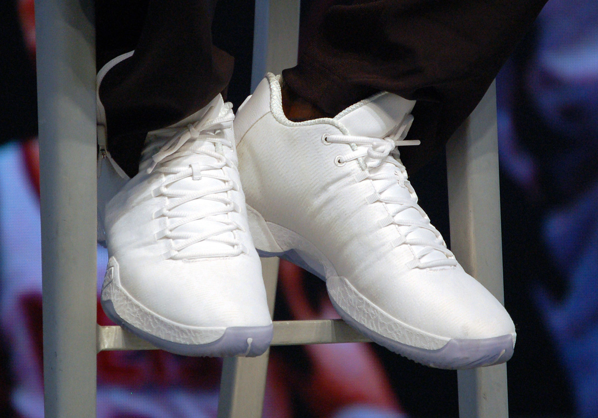 Jordan 29 Low White Ice