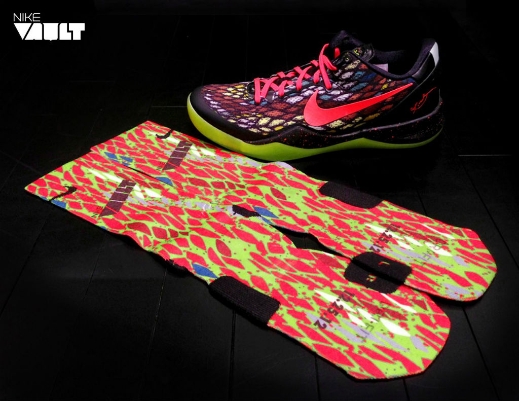 Nike Vault x Kobe 8 System - Christmas Day Pack | Sole Collector
