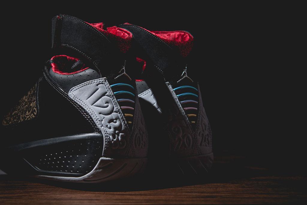e4eb2eadb36b76 The  Stealth  Air Jordan 20 Waits in the Shadows