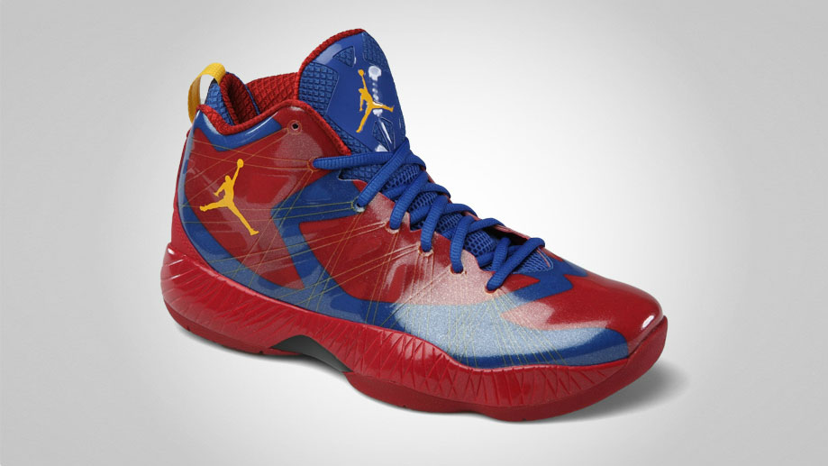Air Jordan 2012 Superhero Pack Superman 524992-438 (2)