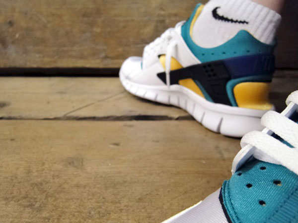 check out 3fae7 f6618 The Nike Huarache Free Run QS was recently released at select accounts  overseas, a stateside release date has yet to be confirmed.
