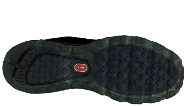 buy online 17fda b3f01 07 28 2012 Nike Air Max+ 95 BB 511307-031 Black Pine Green-Dark Grey-Wolf  Grey  170.00