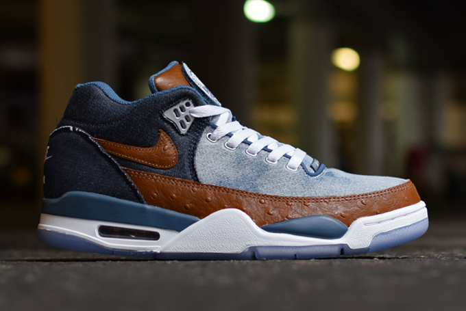 6774c9c60626 The hybrid Nike Air Flight Squad design has some quickstrike releases  coming.