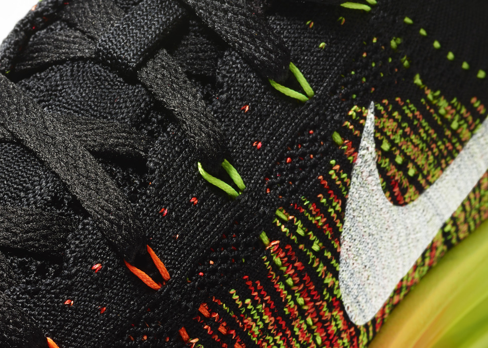 Nike Flyknit Air Max Mens Flywire cables