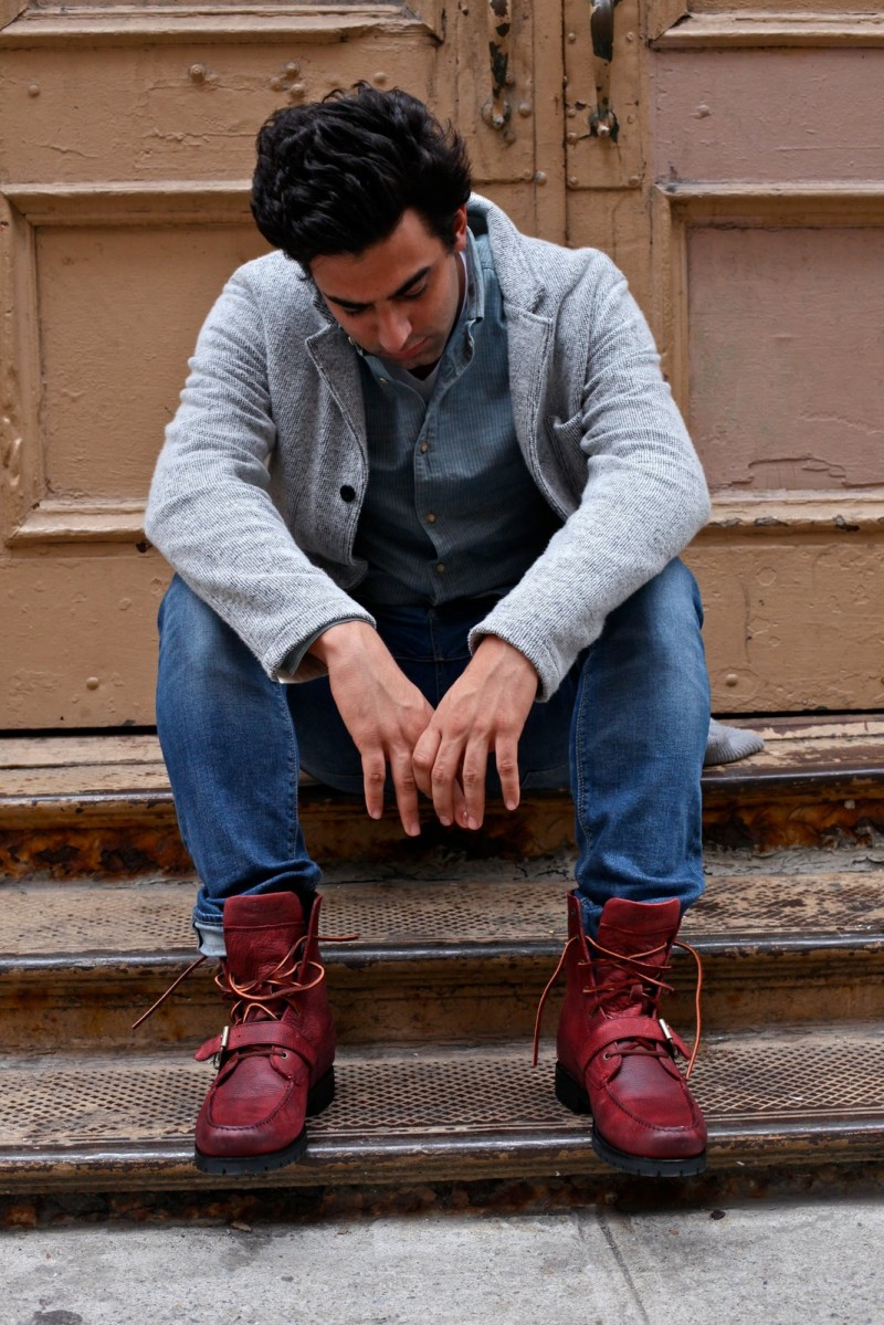 Polo Ralph Lauren Footwear - The Burnt Red Ranger by Ronnie Fieg