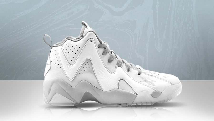 Reebok Kamikaze II 2 All-White
