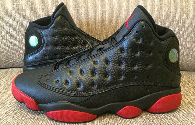 Air Jordan XIII 13 Bred Holiday 2014 (1)