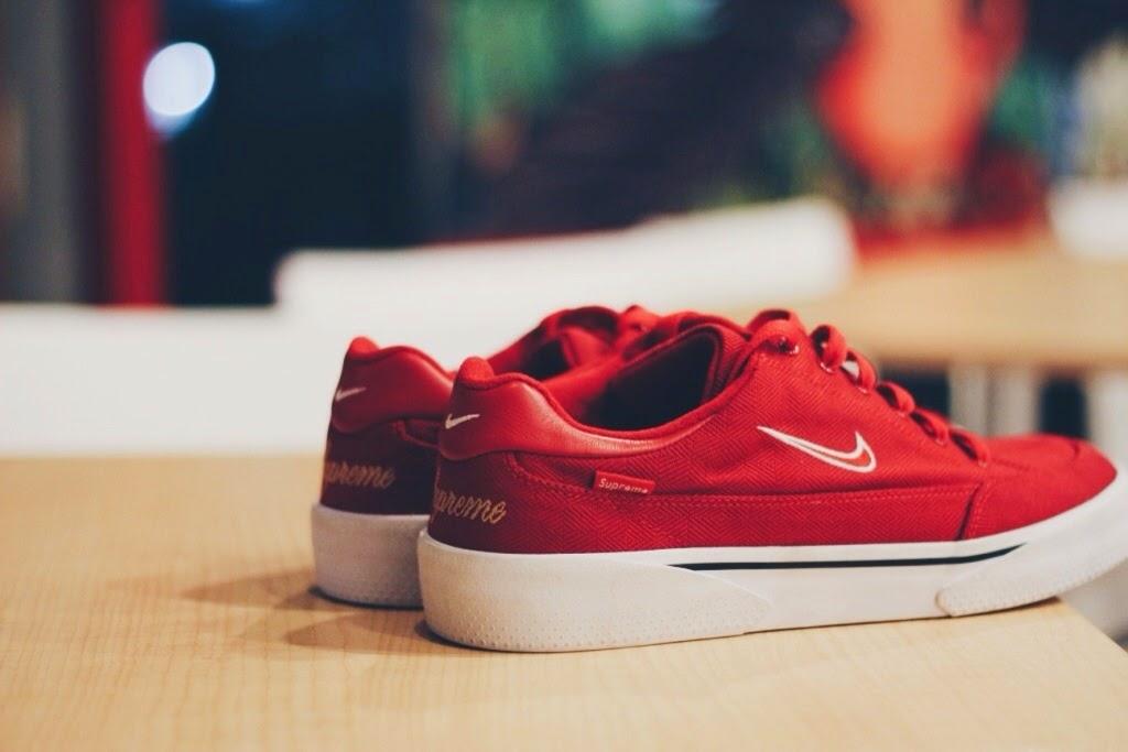 ... Supreme's got an upcoming collab on the Nike SB GTS.