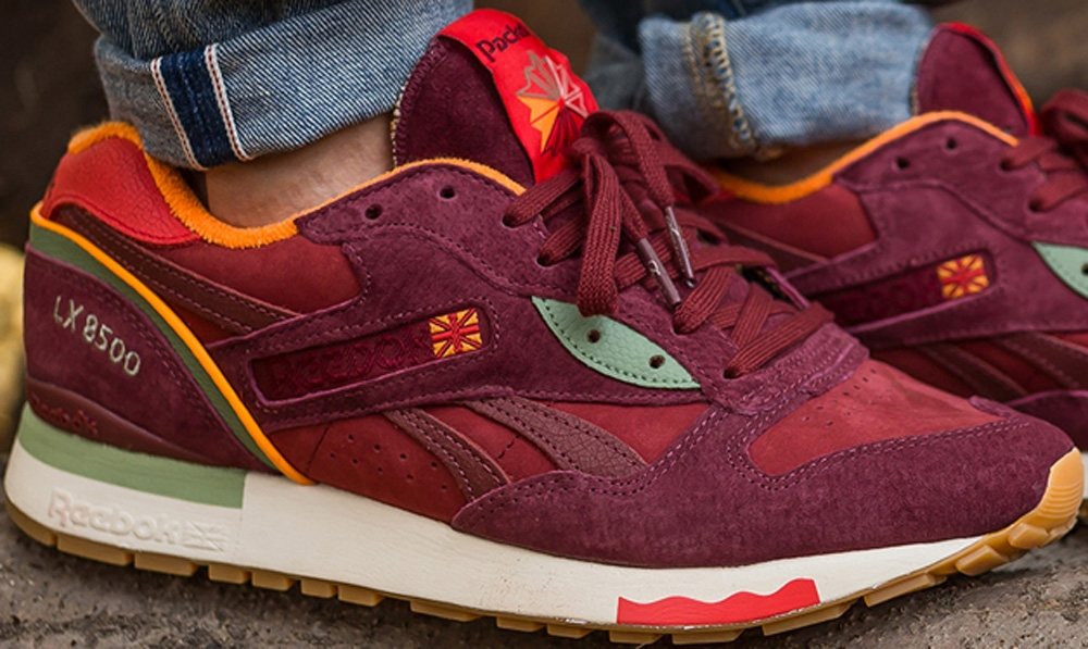 Packer Shoes x Reebok LX 8500 Four Seasons
