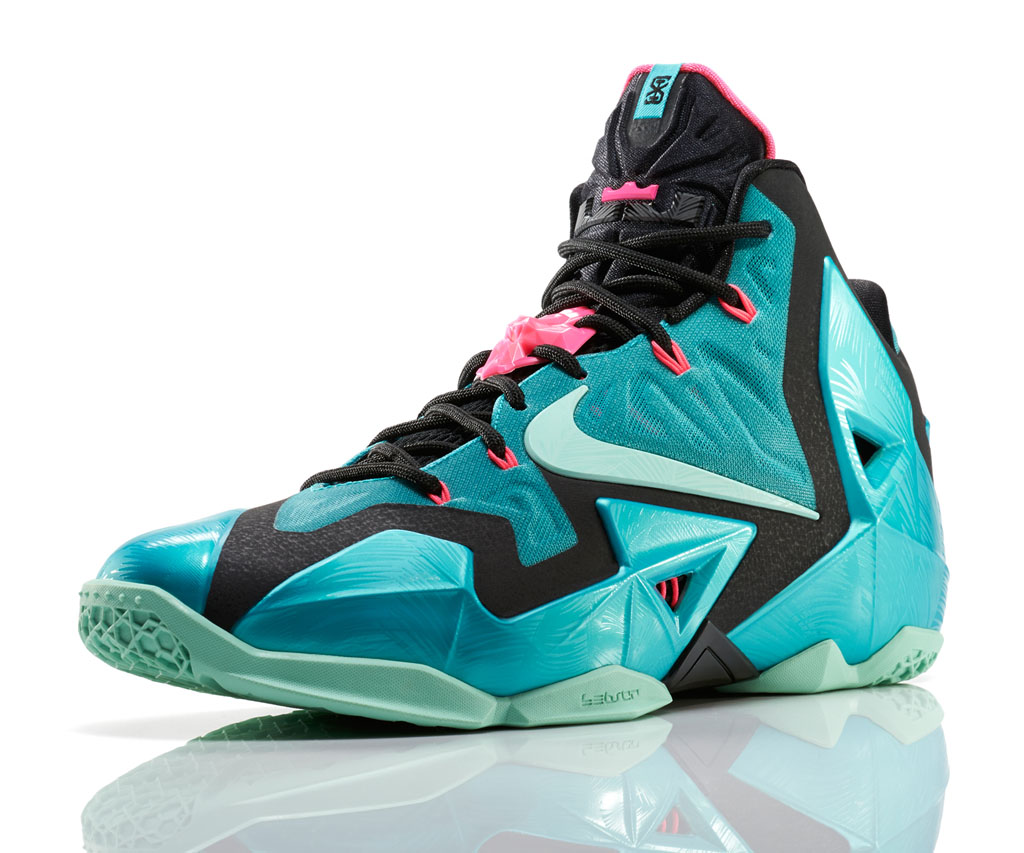 Nike LeBron XI 11 South Beach (2)