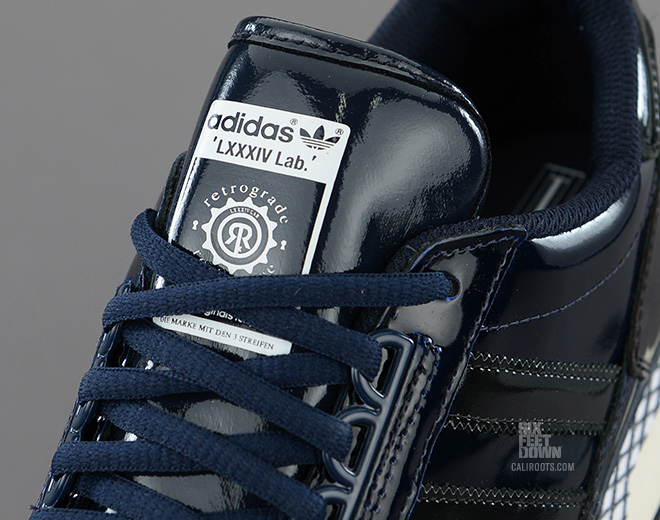 adidas Originals 84-Lab by Kazuki Kuraishi ZXZ ADV toe box