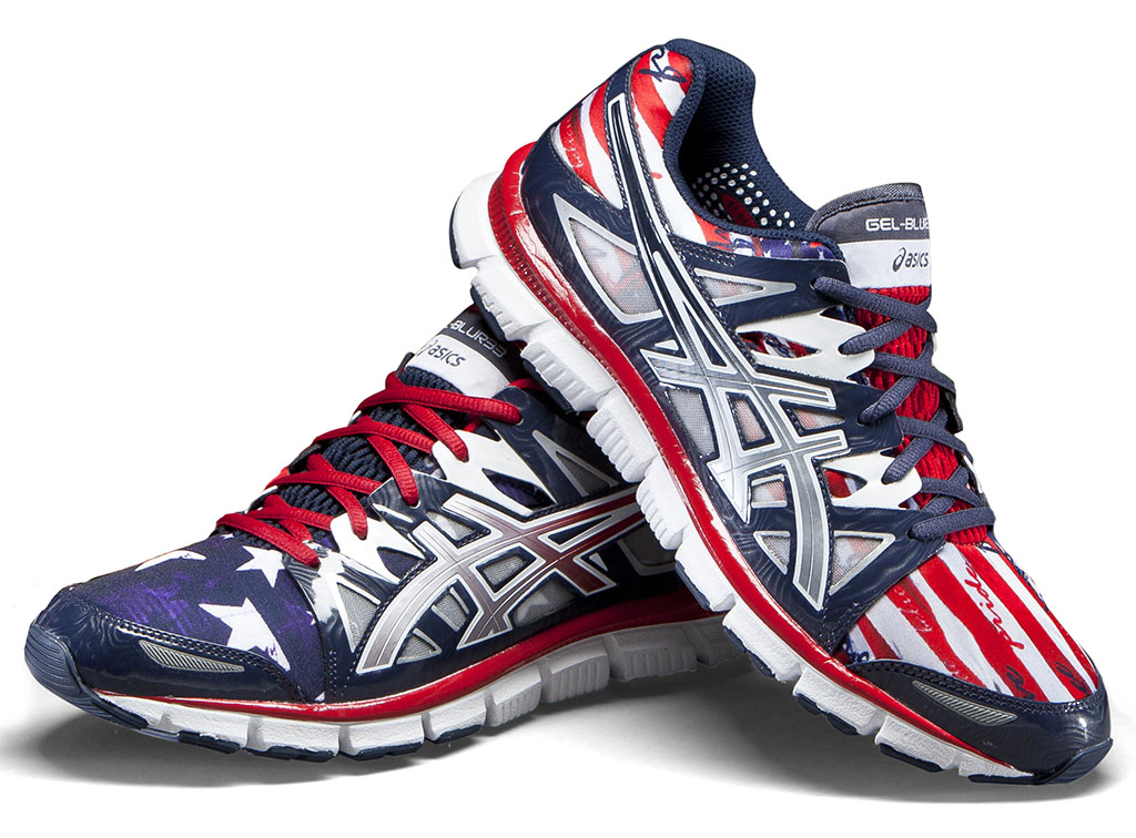 ASICS GEL-Blur 33 2.0 Flag Collection - USA