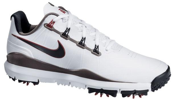 Nike TW '14 White/Metallic Dark Grey-Metallic Pewter-Varsity Red