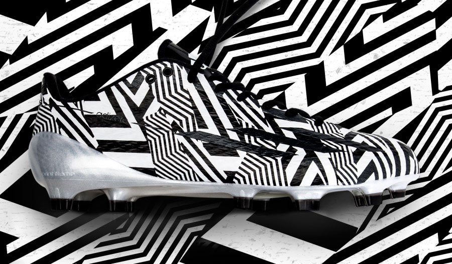 Texas A&M Debuts adidas adizero 5-Star 3.0 Cleats in Camouflage (4)