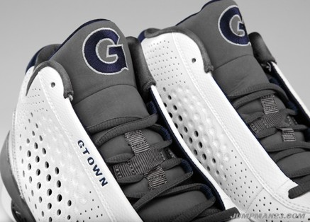 Air Jordan 2010 Team Georgetown Team Exclusive
