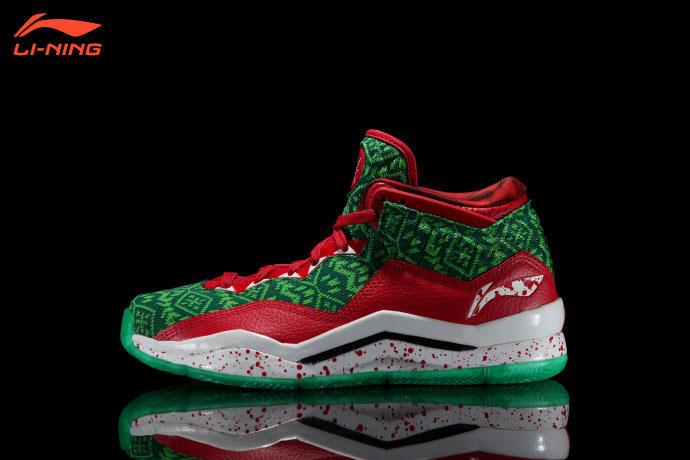 7889b0a99c34f4 The Li-Ning Way of Wade 3 Unwrapped for Christmas