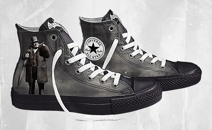 DC Comics x Converse Chuck Taylor All Star Batman Arkham City (4)