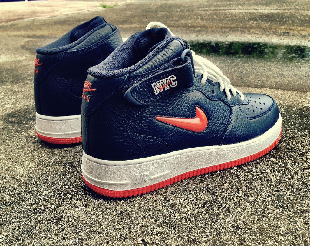 Retro Spotlight Nike Air Force 1 Mid Jewel