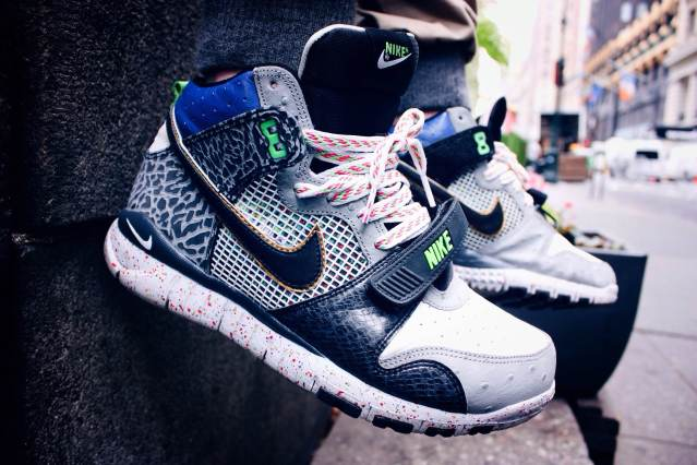 mita sneakers x Nike Trainer Dunk