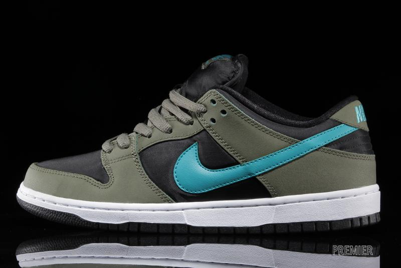 The Nike SB Dunk Low Pro Gets Silky in