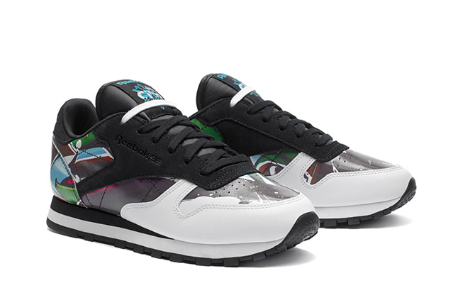 c2df7a43e98d9 Reebok City Classics Artist Collection