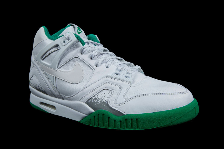 Brandon Richard's Top 10 Shoes Of 2013 // Nike Air Tech Challenge 2 Wimbledon
