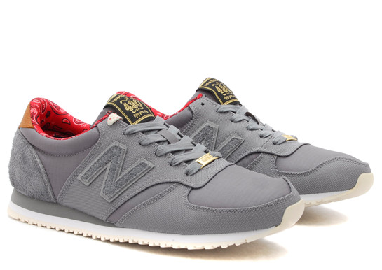 The Herschel Supply Co. x New Balance Fall 2013 Collection is available now  at Livestock. 297d8b1d20da