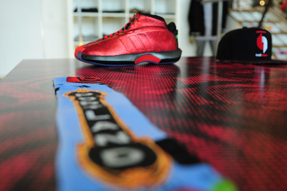 Video    Damian Lillard   John Wall Launch adidas Florist City Collection e5e403be4