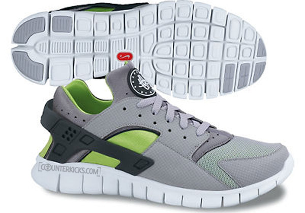 7306c4041ccb8 Nike Huarache Free Run - Summer 2012