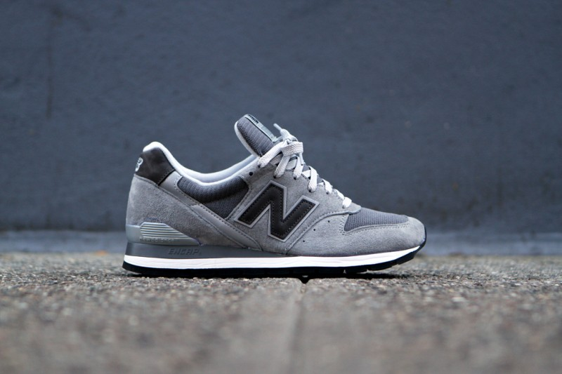 info for d3ad6 bc5a9 New Balance 996 - Grayscale   Sole Collector