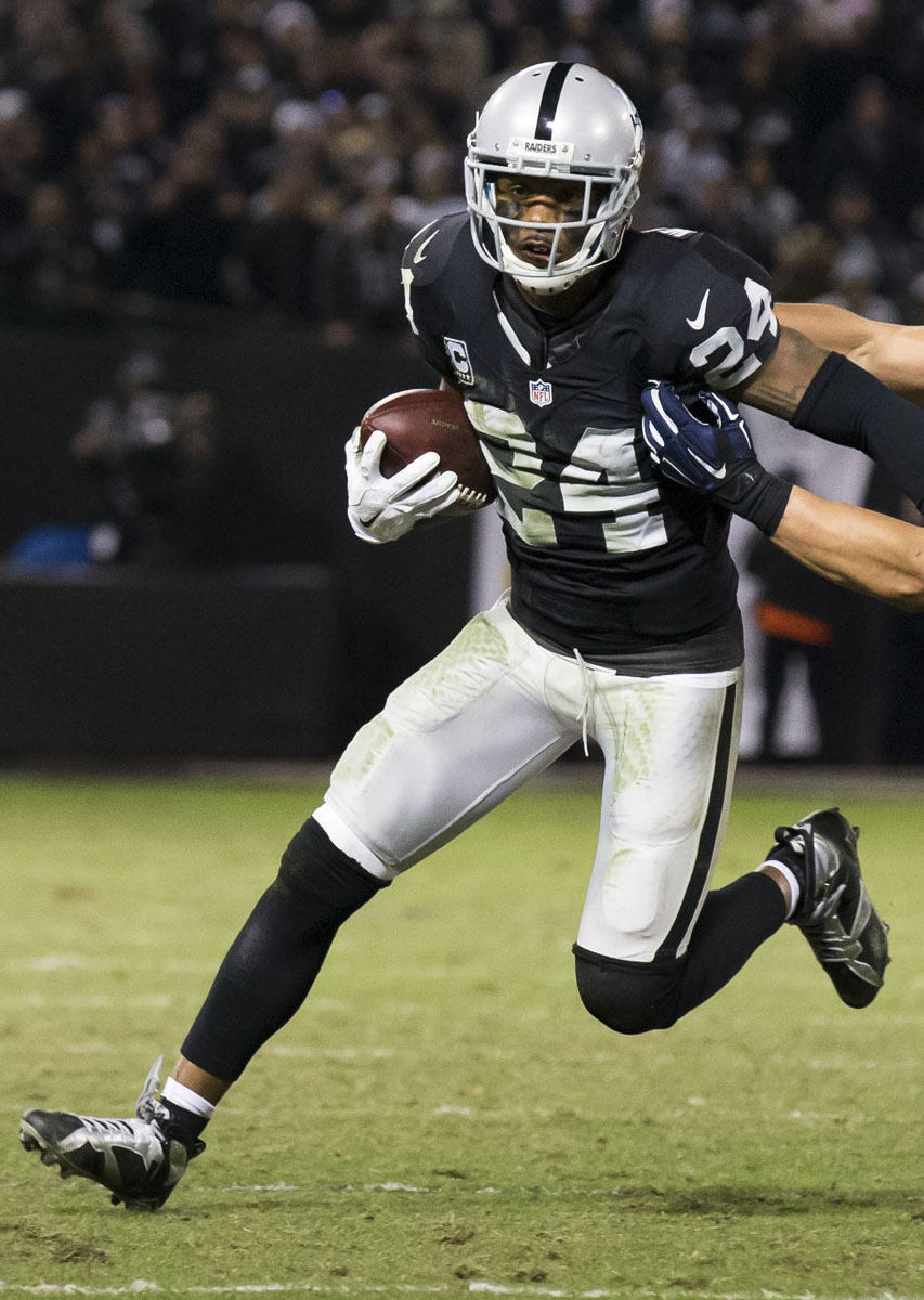 Solewatch Charles Woodson Plays Final Home Game In Air