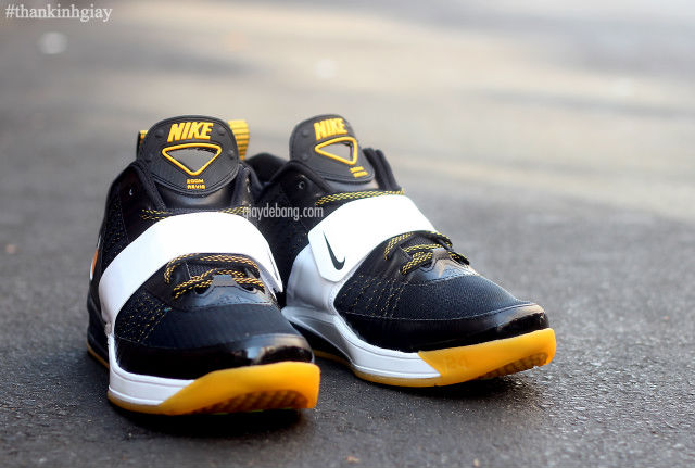 Nike Zoom Revis Pittsburgh Steelers (3)