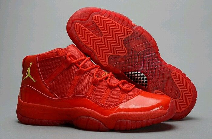 336ce0f854e We'd never condone wearing fakes, but you may be safer buying these than  risking bodily injury trying to cop a real pair if all-red 11s ever did  drop.