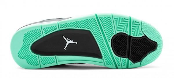 super popular 6ecf9 d3c02 Air Jordan 4 Retro - Green Glow | Sole Collector