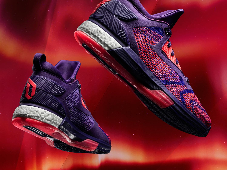 adidas damian lillard shoes boost