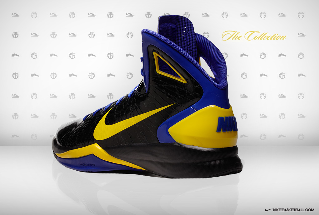 ... Nike Hyperdunk 2010 Lamar Odom Away PE 1a044f4d54