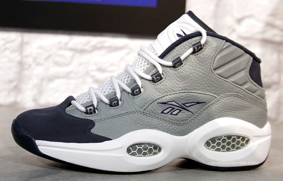 Reebok Question Georgetown Hoyas Allen Iverson Retro (1)