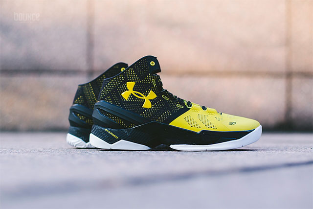 Under Armour Curry Two Longshot (1)