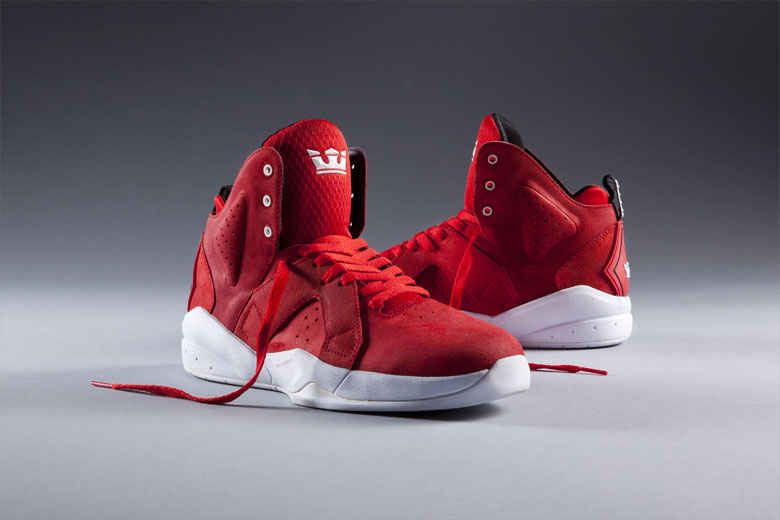 separation shoes e5221 4621d Supra Spectre Magazine Red (1)