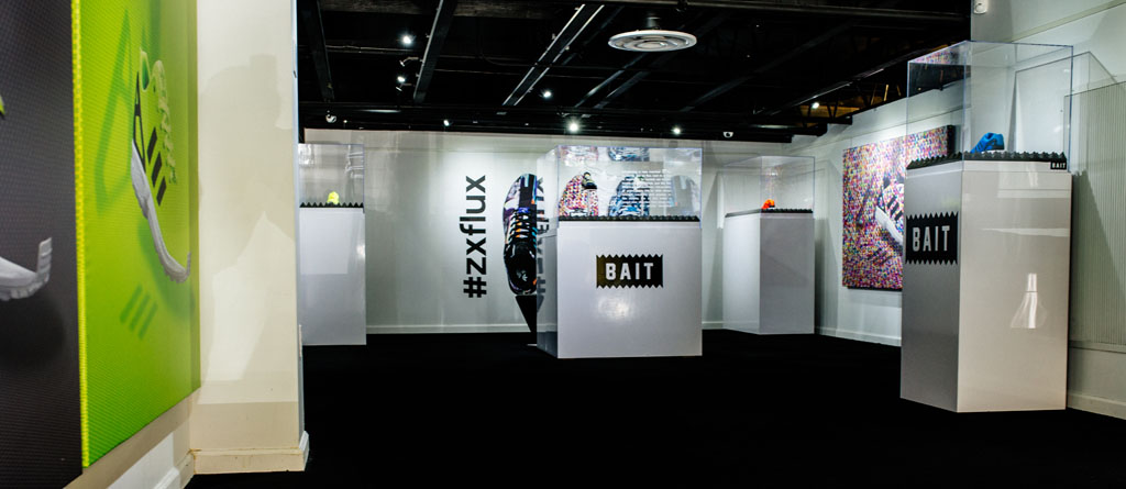 adidas ZX Flux Installation at BAIT (8)