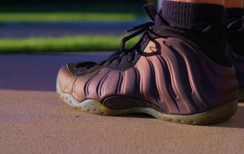 Spotlight // Forum Staff Weekly WDYWT? - 10.5.13 - Nike Air Foamposite One Eggplant by MJO23DAN