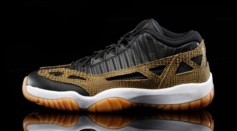 Air Jordan 11 Low IE Croc/Gum Release Date 306008-013