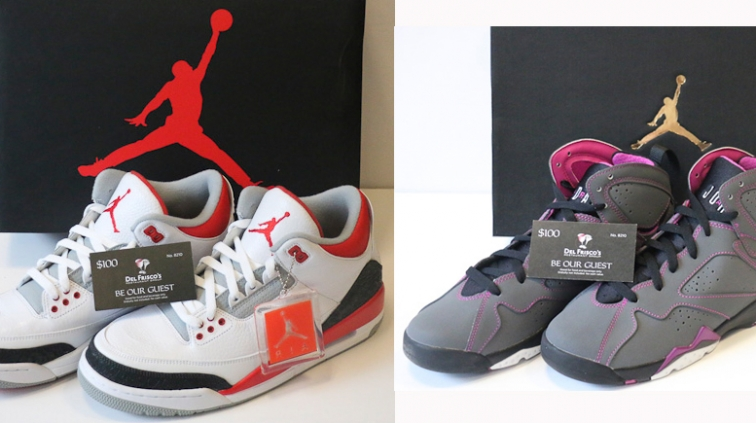 Even Michael Jordan Is Giving Away Sneakers Sole Collector
