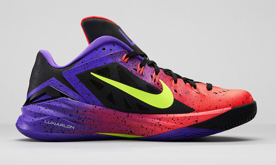 the latest a777b 1f73d Nike Hyperdunk 2014 Low City Pack - Los Angeles (5)