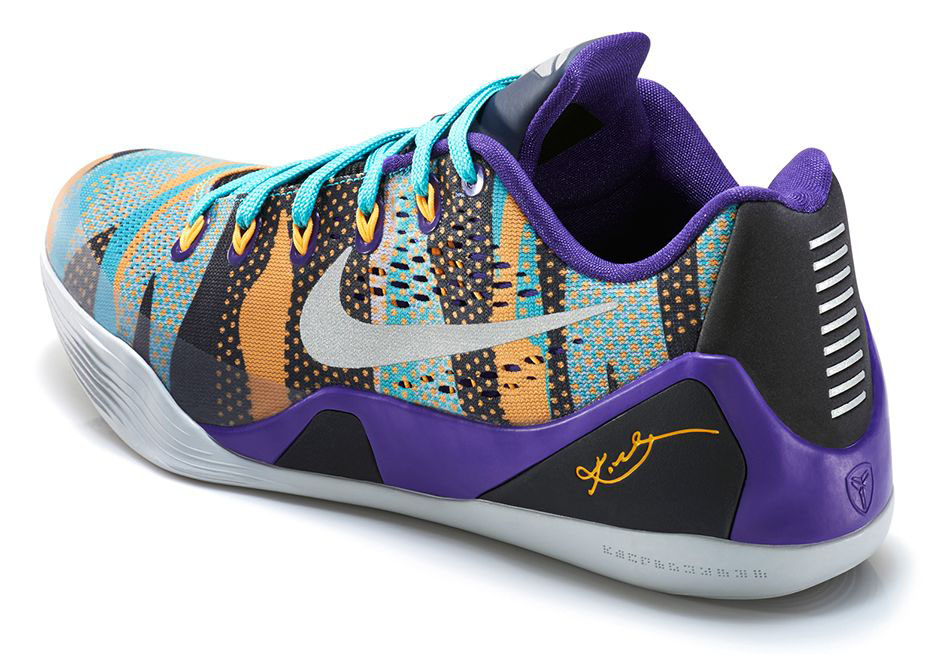 wholesale dealer 8b365 1eb00 Nike Kobe IX 9 EM Pop Art Camo Release Date 646701-508 (4)