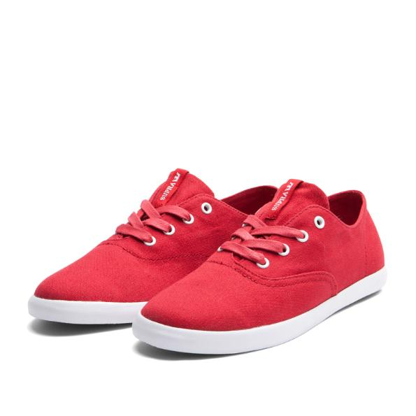 SUPRA Footwear - The Wrap - Red