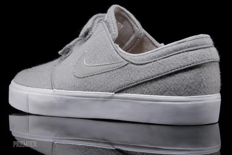 Nike Stefan Janoski AC RS - Grey Fleece  18cc7585615b