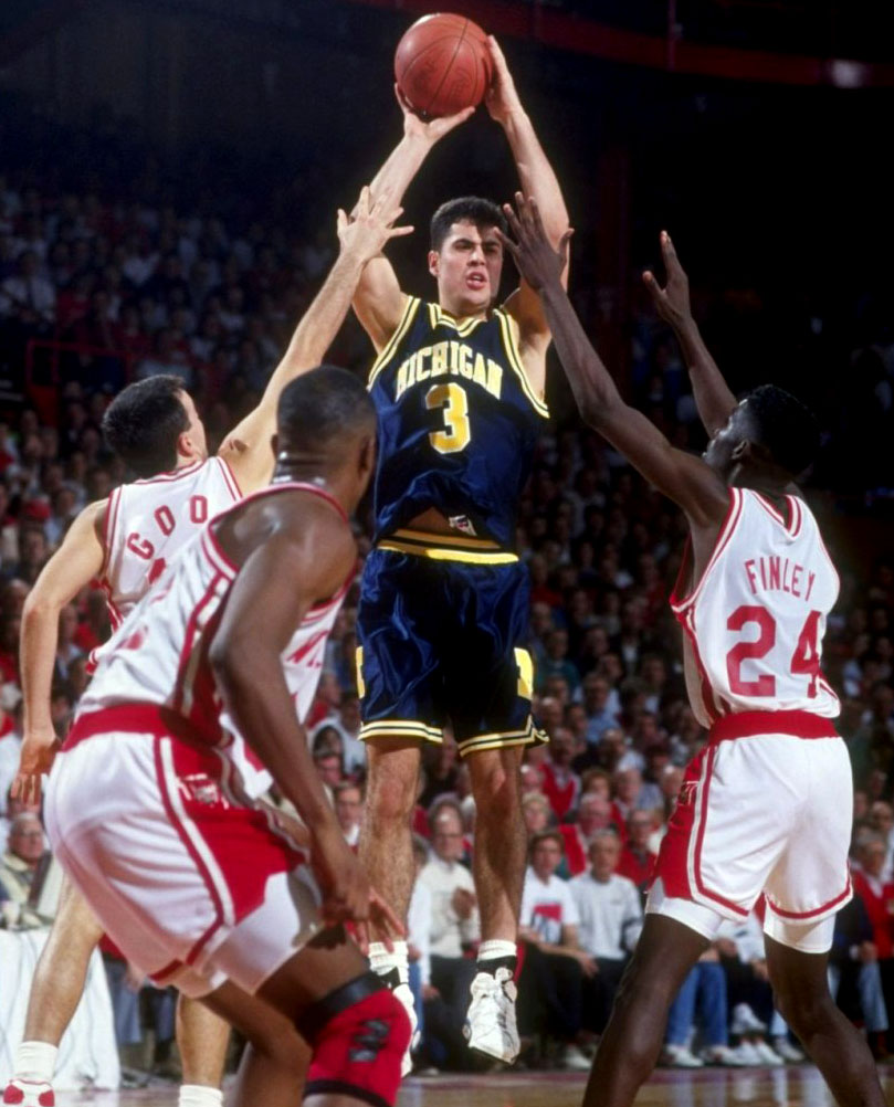 March Madness: The Best Sneakers Worn By Michigan