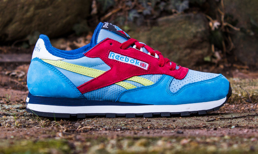 Packer Shoes x Reebok Classic Leather Aztec (2)